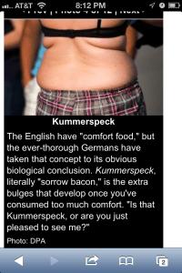 Sorrow Bacon