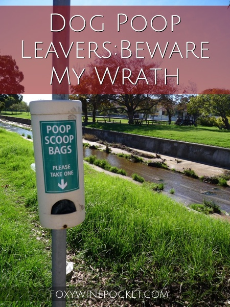 One day some dog walkers left their dog's poop on my neighbor's lawn. What happened next either makes me a dog poop hero or a little bit crazy. | @foxywinepocket | humor | dog poop