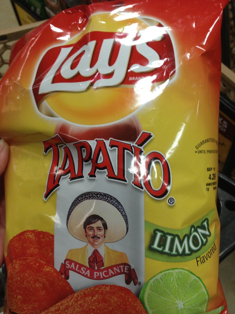 Tapatio Lays