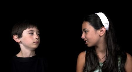 Learn how to break up a sibling fight in one easy step! @foxywinepocket | humor