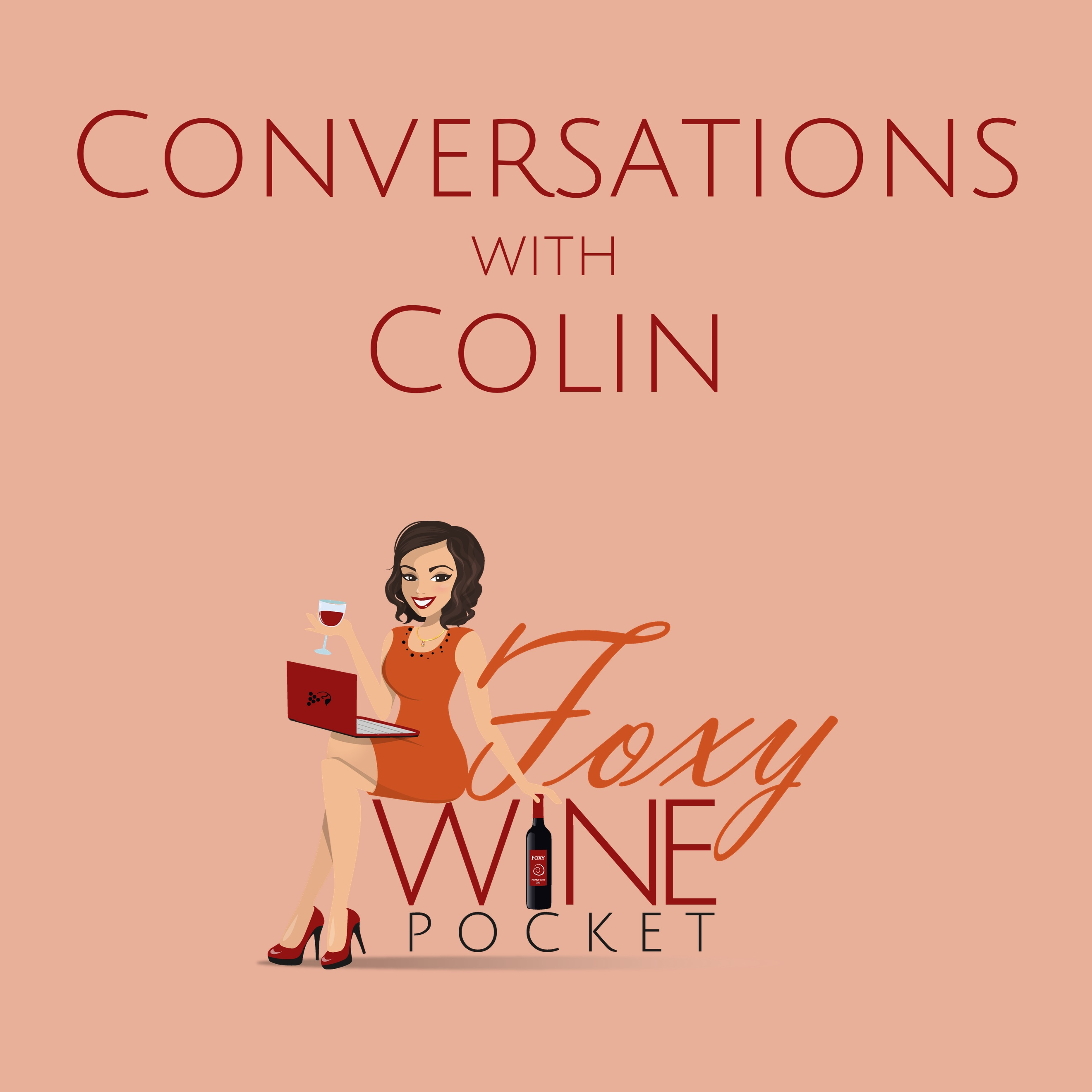 Conversations with Colin Logo