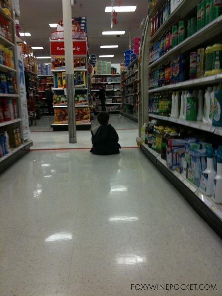 In Target