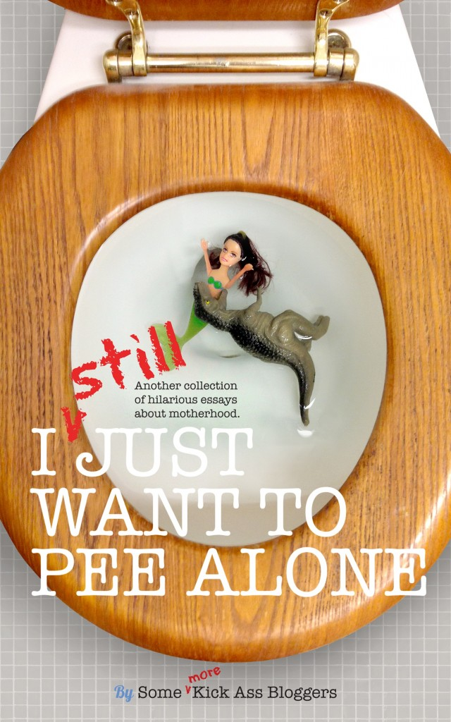 I STILL Just Want to Pee Alone is coming March 27, 2015!