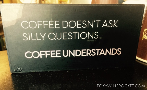 I Just Want a Frakking Cup of Coffee @foxywinepocket