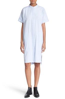 Cotton Shirtdress
