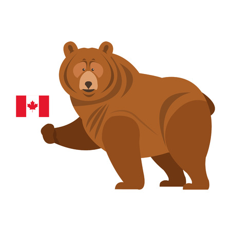 Beware of bears in Canada. Apparently they will fuck you up. @foxywinepocket | humor | travel | Canada